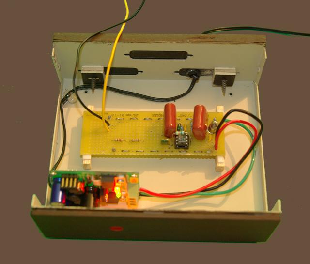 Schumann Frequency Oscillator With Scalar Coil